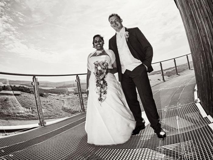 Heiraten im Radom