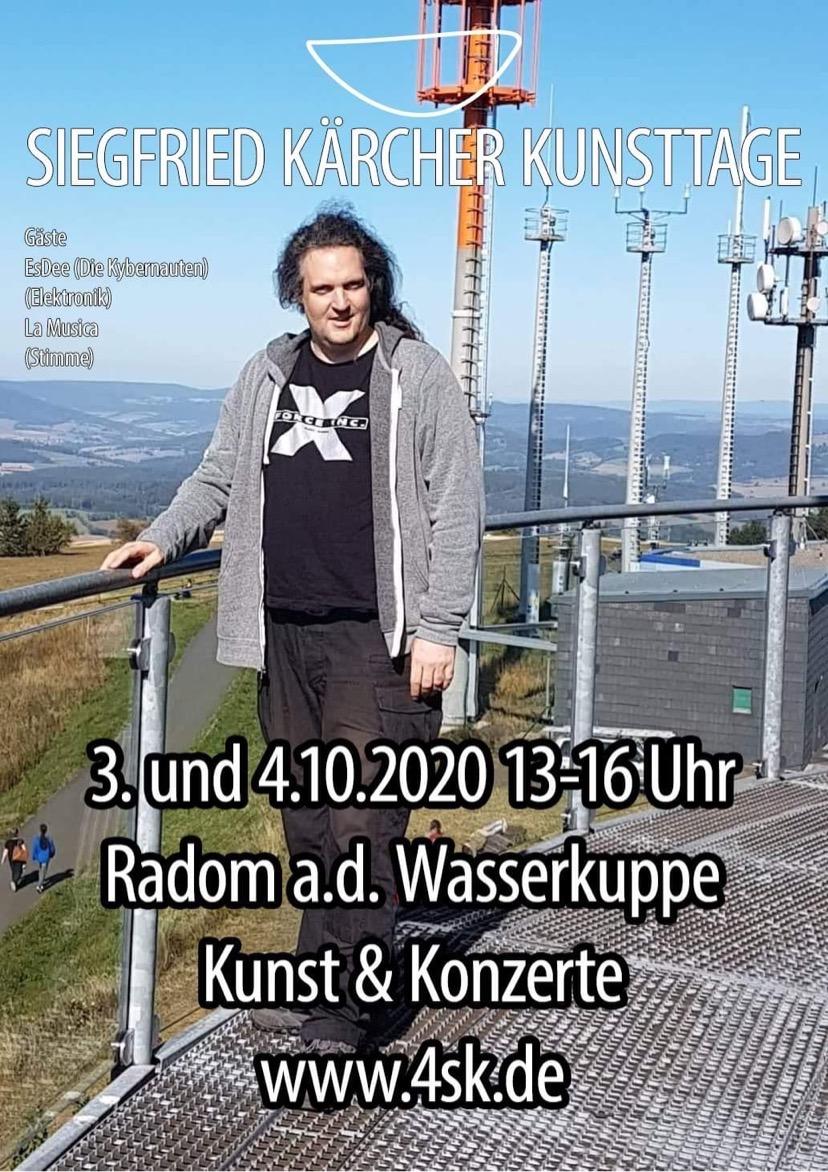 Sigfried Kärcher Kunsttage