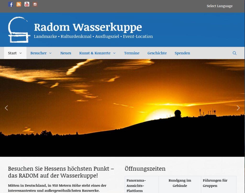 Screenshot radom-wasserkuppe.de