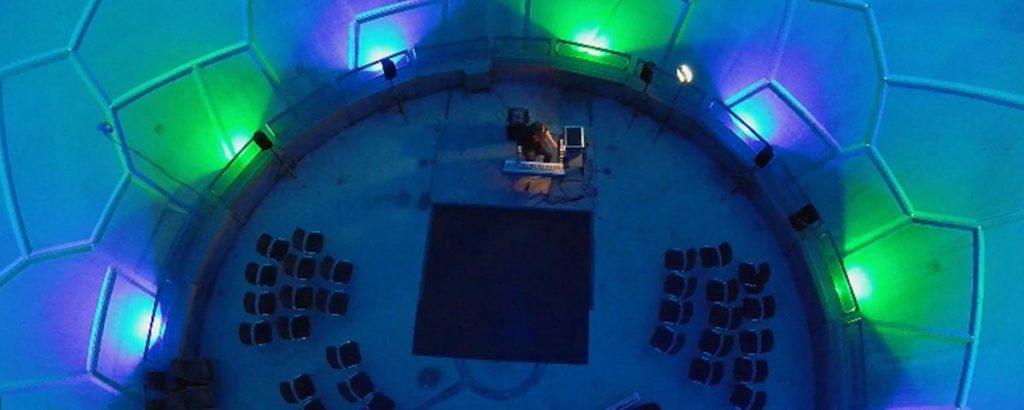 Kuppelhalle Radom Wasserkuppe