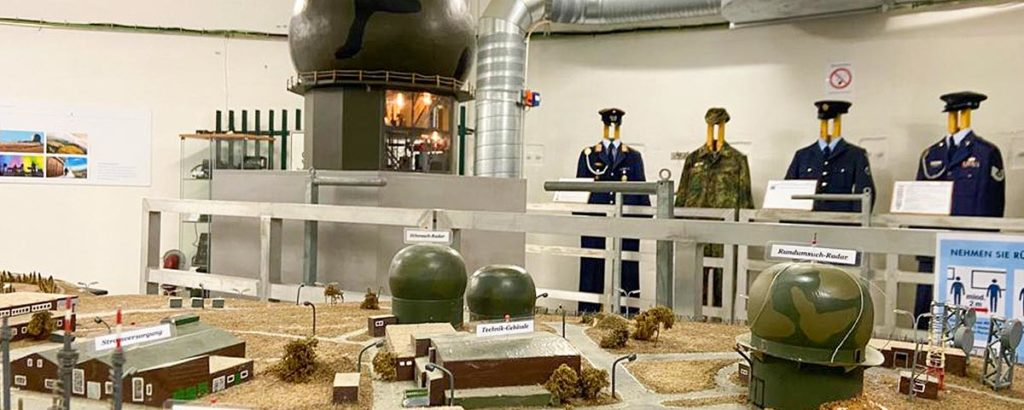 1. Etage: Radom-Museum