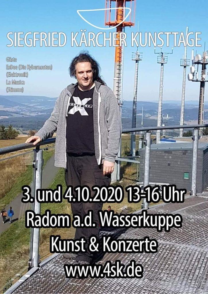 Siegfried Kaercher Kunsttage Radom Wasserkuppe